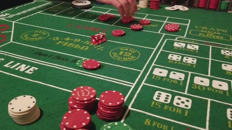 Play craps for fun and money